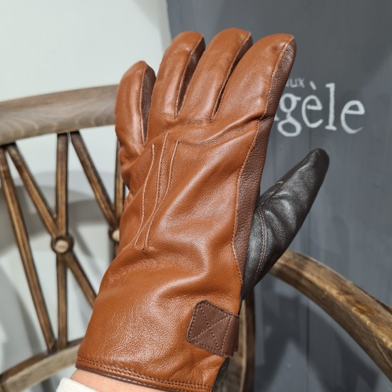 Leather gloves  Stetson
