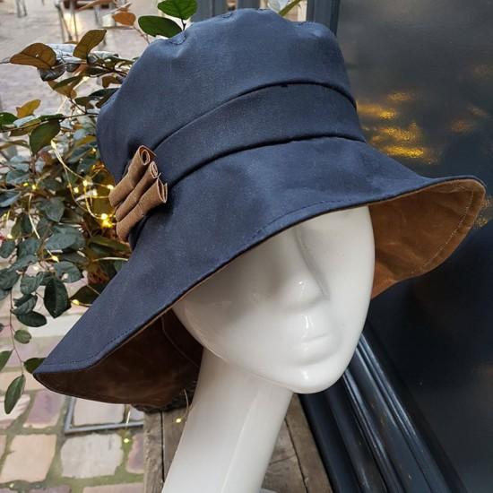 """Saint-Malo"" Rain Hat by..."