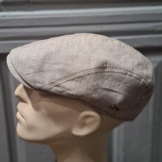Linen cap Jackson Beige by...