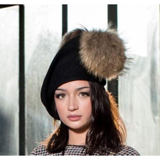 Hat by Celine Robert