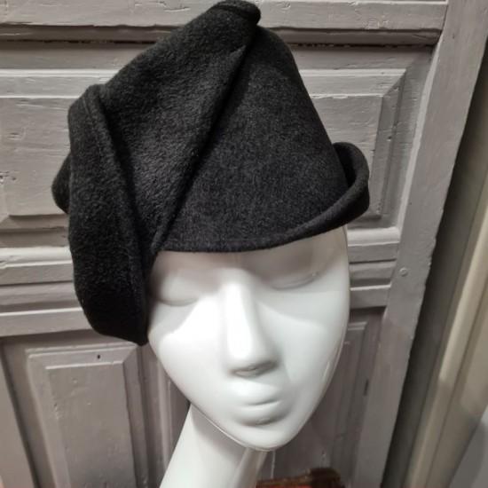 Toque Hat by Céline Robert