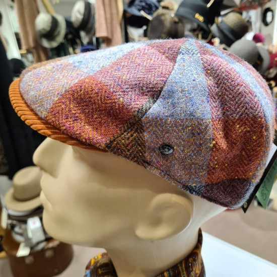 Casquette Donegal Tweed...