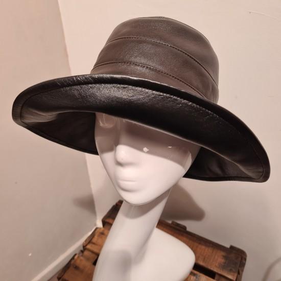 Chapeau en Cuir iL...