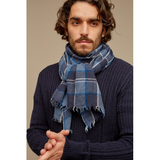 Wool and Cashmere Scarf...