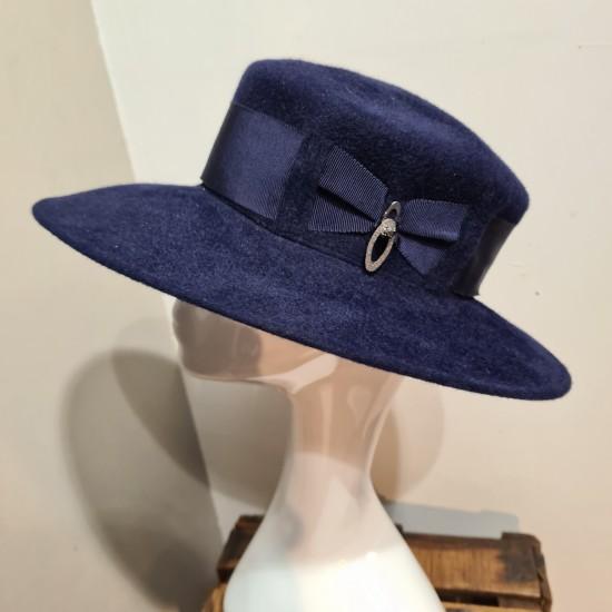 """""""Popande"""" Hat by Celine Robert"""