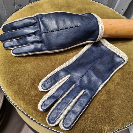 leather women gloves