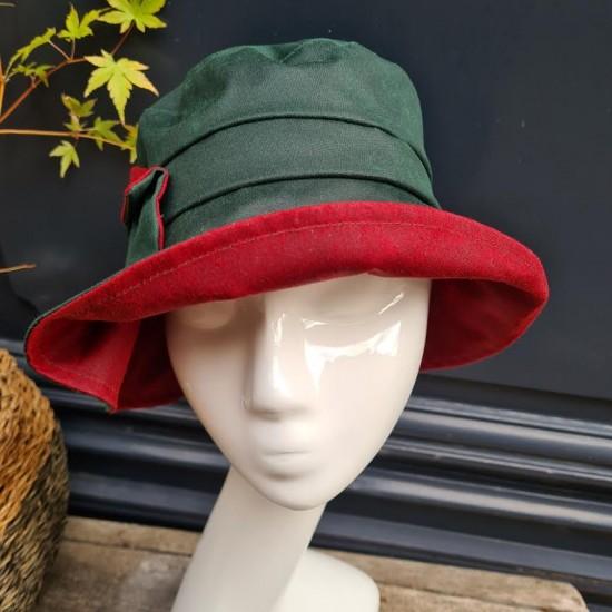 """Chapeau de pluie """"Green""""..."""
