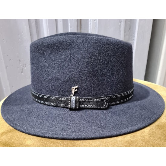 French felt hat by Fléchet