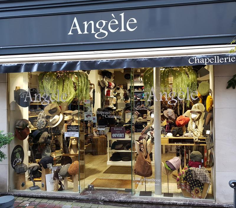 Les Chapeaux d'Angèle Bayeux 14 rue des Cuisiniers