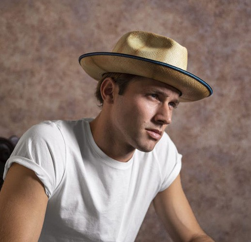 See our selection of hats for men
