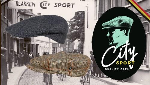 City Sport : Dashing Caps from Belgium