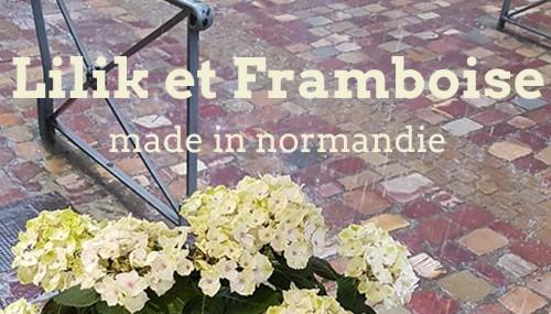 Lilik et Framboise : Le chapeau de pluie fabriqué in Normandie
